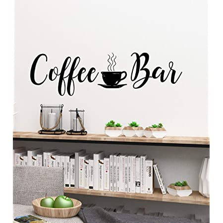 Wall Tattoo Kitchen Cafe Bar Coffee My Cafe wal125 NEW