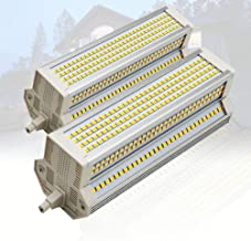 """2x60W R7S dimbare LED-lamp 189mm (7.44""""x2.16"""" x2.36"""") Spotlight lamp 3000K-6000K 1000W halogeenvervanging Double-ended J T..."""