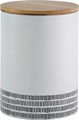 Typhoon Monochrome Storage Canister, White, 1400.903V