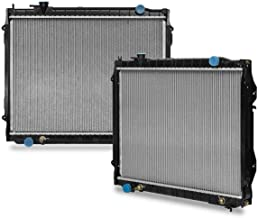 CU1778 Radiator Replacement for Toyota Tacoma 1995 1996 1997 1998 1999 2000 2001 2002 2003 2004 L4 2.4L 2.7L/V6 3.4L