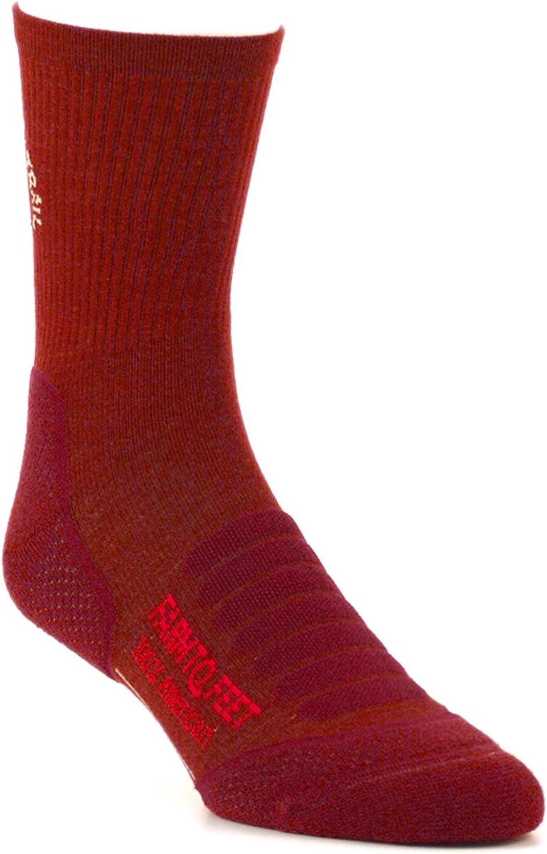 Farm to Feet Womens Harpers Ferry Lightweight Technical 3/4 Crew Merino Wool Socks