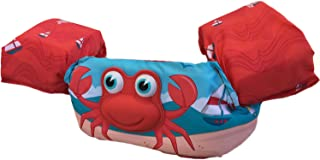 Stearns Puddle Jumper Bahamas 3D Life Jacket Red Crab
