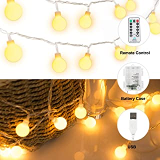 Best globe light christmas tree Reviews