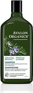 Avalon Organics Shampoo Rosemary, 11 oz