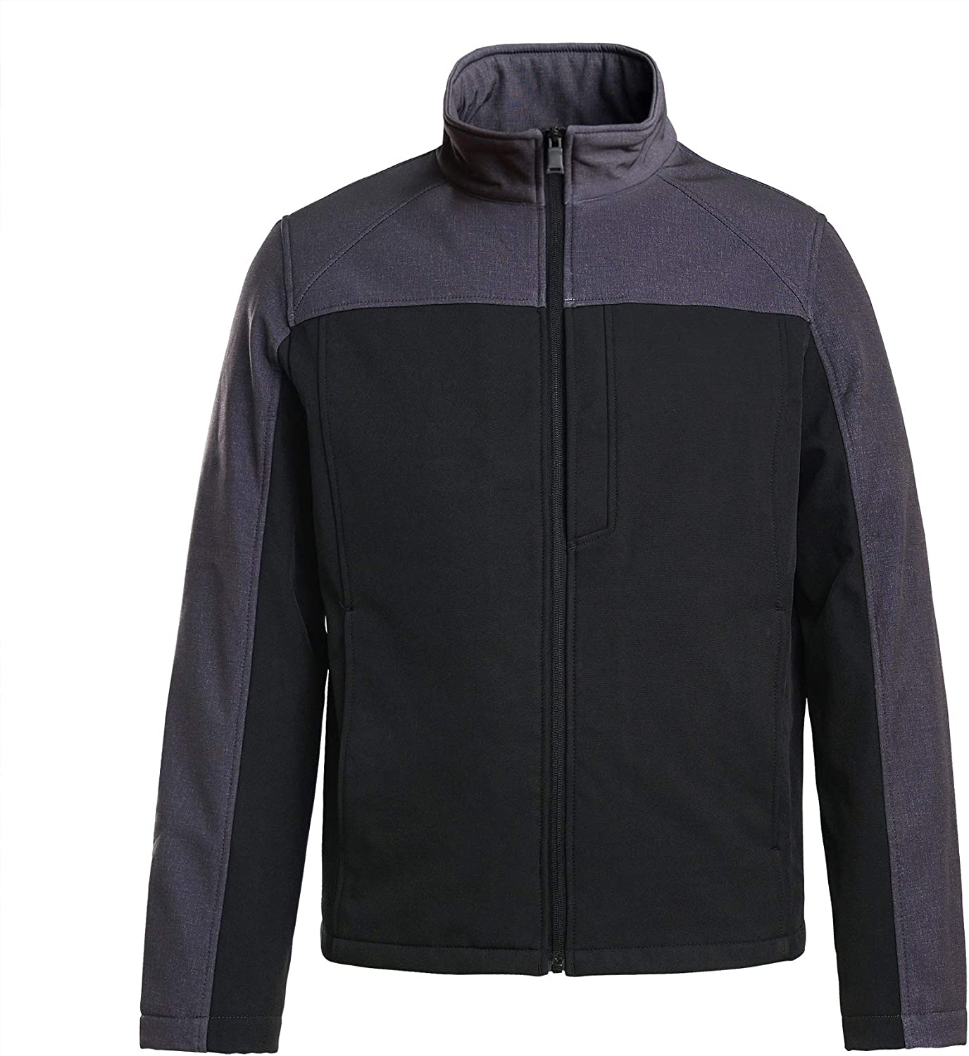 XPOSURZONE Men's Limited time cheap sale Water New York Mall Resistance 3-Layer Softshell J Colorblock