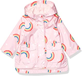 Baby Girls Perfect Rainjacket Rainslicker Raincoat