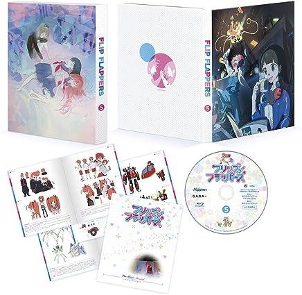 フリップフラッパーズ 5 [Blu-ray]