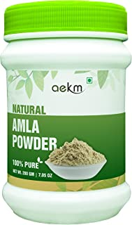 Amla Powder For Drinking And Hair Care -200 gm (7.05 OZ)