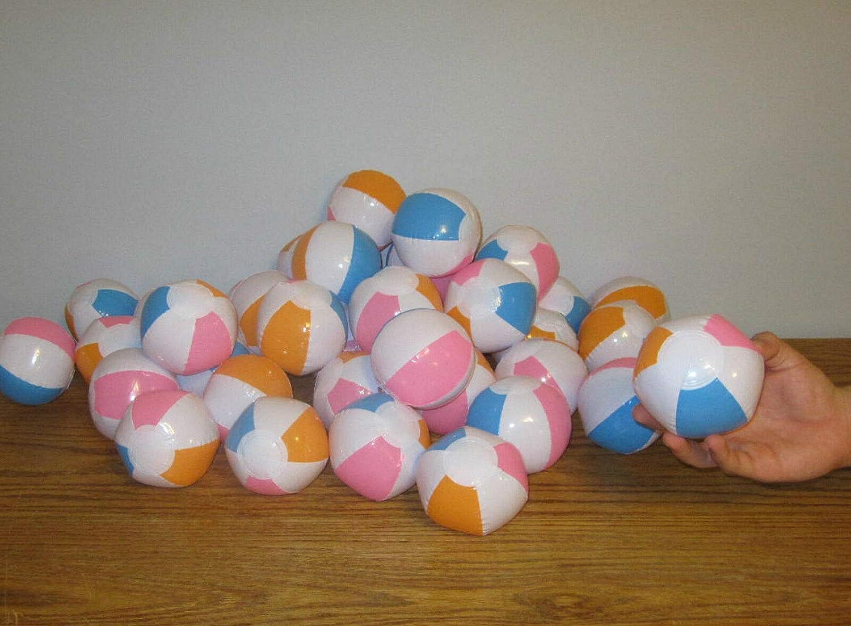 AirGarden - 40 New Free Shipping Cheap Bargain Gift Multi Colored Balls Mini Beach 5