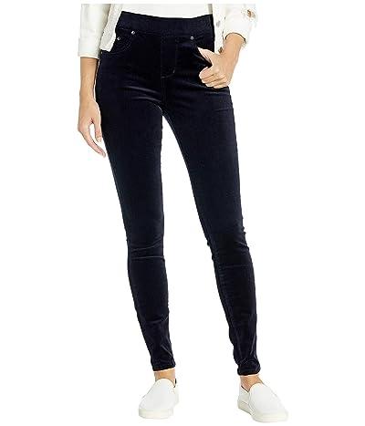 Jag Jeans Maya Skinny Pull-On Corduroy Pants (Midnight) Women
