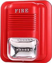deaf fire alarm systems