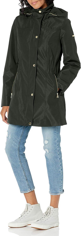 67% OFF of Arlington Mall fixed price LAUNDRY BY SHELLI SEGAL Stitch Raincoat Women's Zigzag