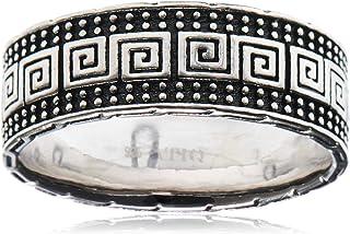 Atiq Mens Stone Engagement Wedding Ring