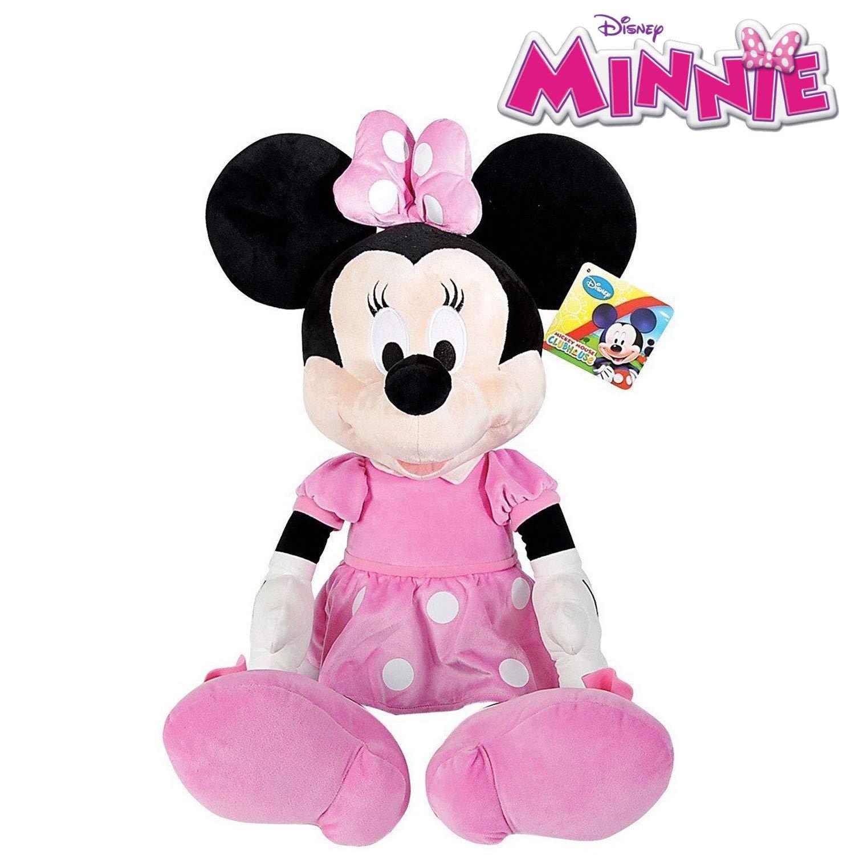 Famosa Softies Peluche Minnie Mouse 80cm Disney Junior - 260003930 ...