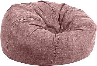 كرسي راحة بين باج جينز حجم متوسط لون وردي من ريجال إن هاوس - JBB0159M021
