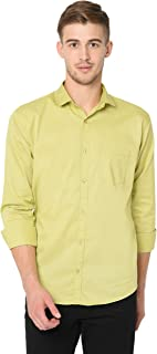 STUDIO NEXX Men's Slim Fit Cotton Casual Shirt