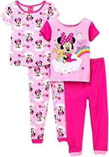 Amazon.com  Minnie Mouse - Sleepwear   Robes   Clothing  Clothing ... d06f2f75a