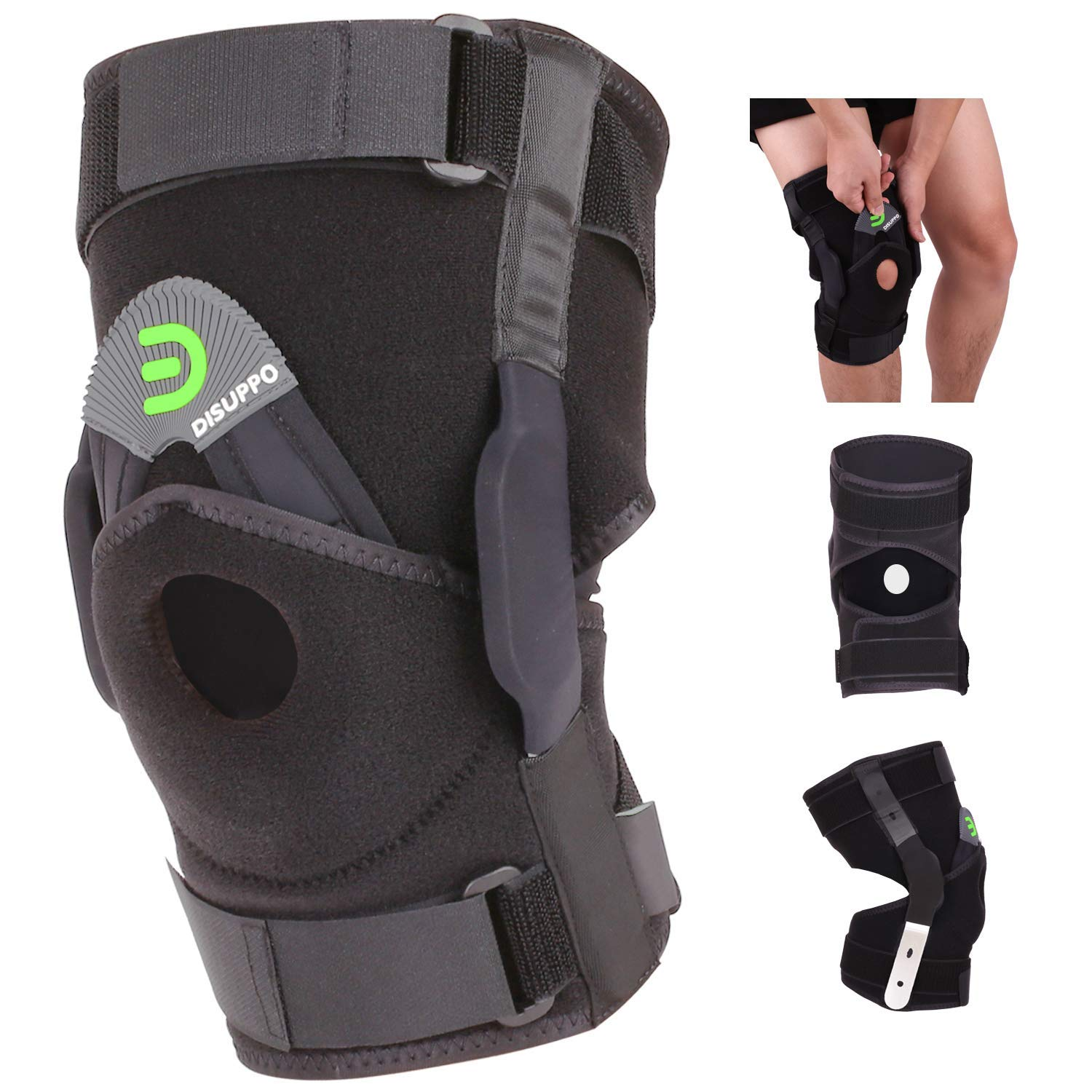 DISUPPO Adjustable Stabilizer Arthritis Meniscus