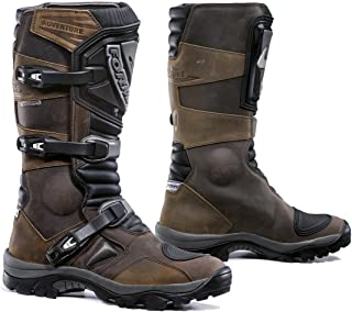 Forma Adventure Off-Road Motorcycle Boots (Brown, Size 13 US/Size 47 Euro) - coolthings.us