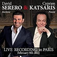 Greek National Anthem - Piano & Voice (Live)