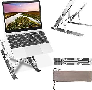 Henry Dyke | Laptop Riser justerbart laptop-stativ bärbart hopfällbart laptopstativ hopfällbart justerbart laptopfack robu...
