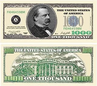 American Art Classics A Thousand Dollar Bill