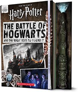 The Battle of Hogwarts and the Magic Used to Defend It