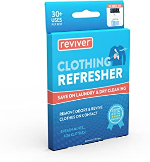 Reviver Clothing Swipe 3-Pack Box - AS SEEN ON SHARK TANK!