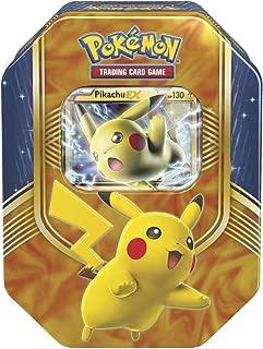 Best pikachu ex tin card Reviews
