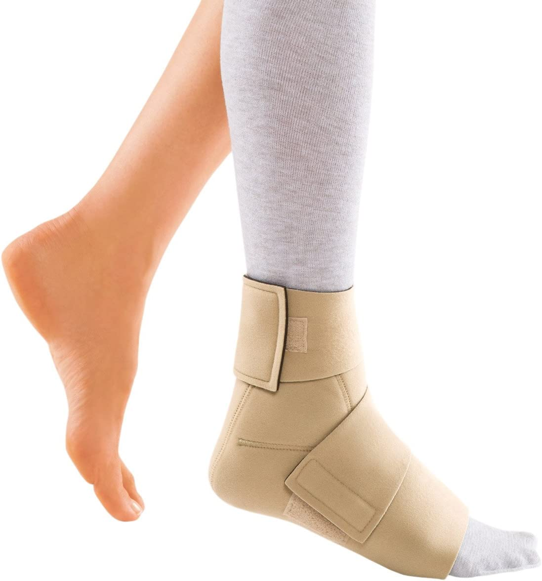 Max 71% OFF circaid Juxtafit Premium Interlocking Ankle Foot Excellence Wrap closed he
