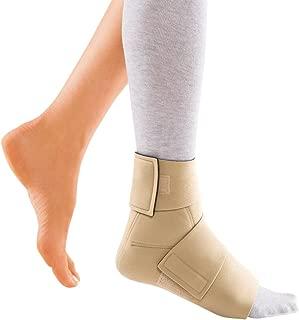 circaid Juxtafit Premium Interlocking Ankle Foot Wrap (Closed Heel) for Injuries
