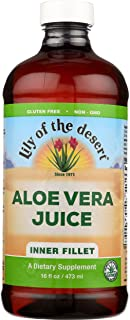 Lily Of The Desert Aloe Vera Juice, 16 Fl Oz