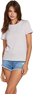 Volcom Women's Junior's One of Each Short Sleeve Tee