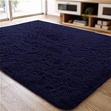 Amazon Com Navy Blue Rugs