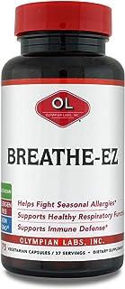 Olympian Labs Breath-EZ, 75 Capsules