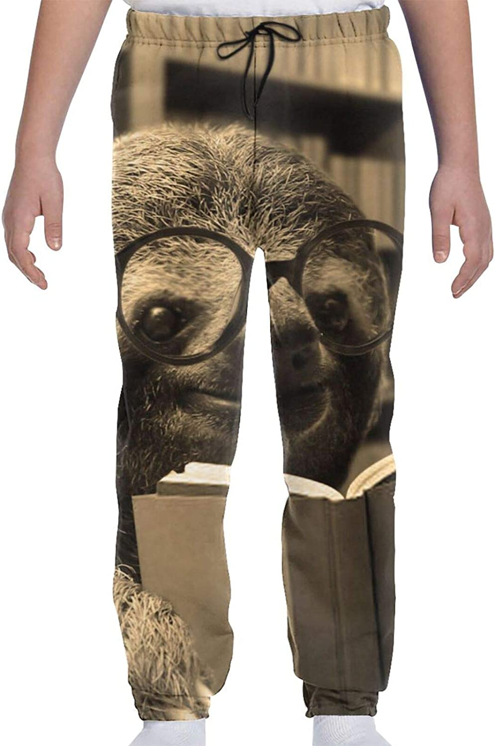 Oomato Funny Sloth Youth Sweatpants Trousers store Boy 2021new shipping free Print 3D Teens