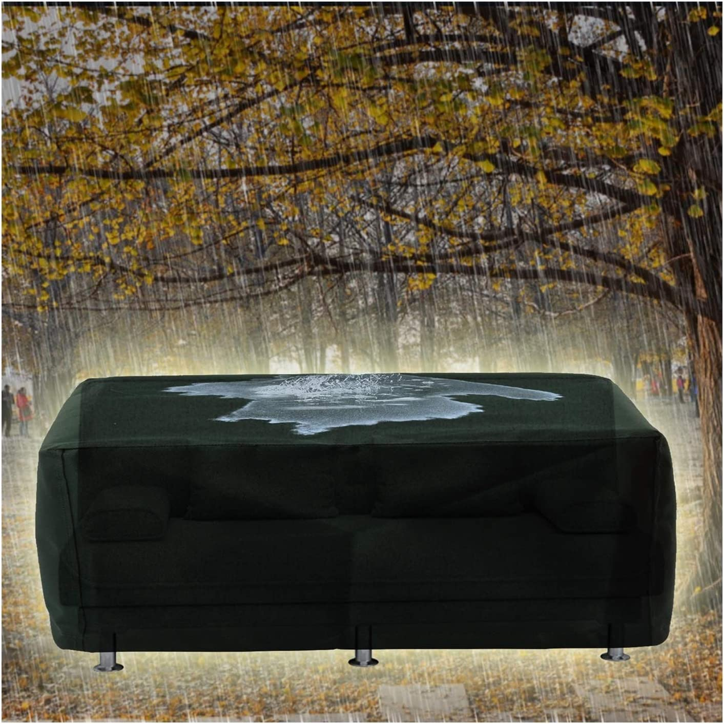 YJFENG Rattan Furniture Import Covers Dust-Proof Cover New item Waterproof Tar
