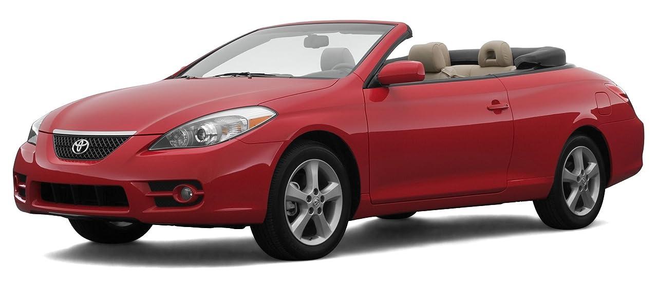 Amazon Com 2007 Toyota Solara Reviews Images And Specs Vehicles