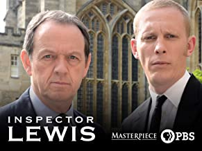 detective lewis season 7