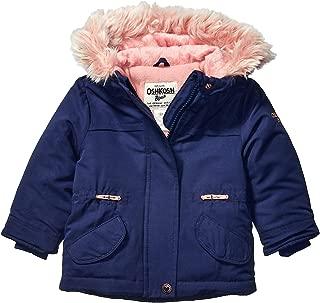 Baby Girls Pretty Cool Parka Jacket