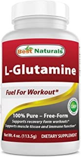 Best Naturals L-glutamine powder 4 Ounce