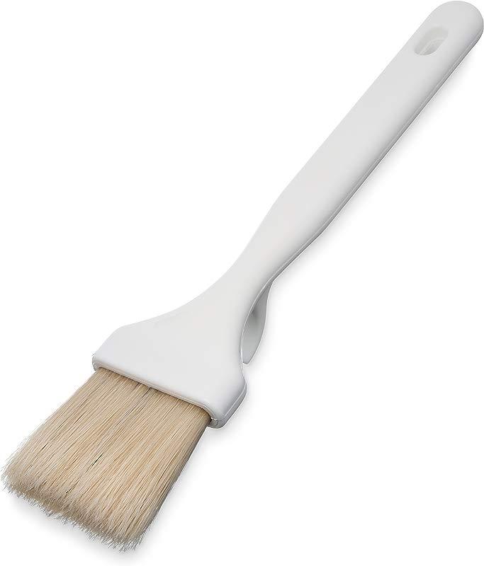 Carlisle 4037800 Sparta Meteor Pastry Basting Brush 2 Boars Hair