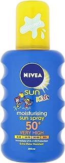 Nivea Sun Kids Moisturising Sun Spray 50+ Very High, 200ml