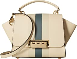 Eartha Top-Handle Crossbody Racing Stripe