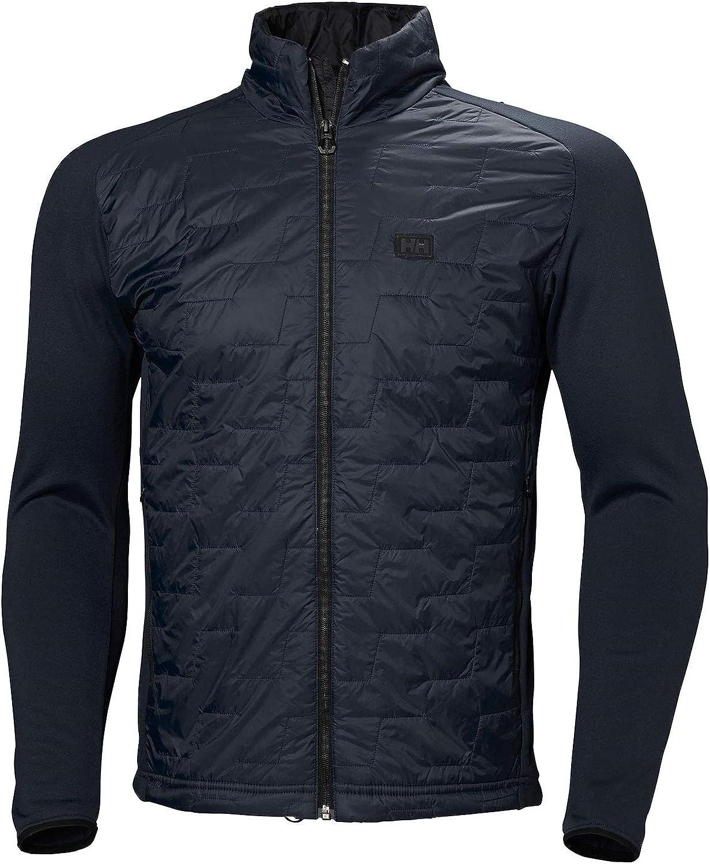 Helly Hansen Lifaloft Hybrid Insulator Jacket - Graphite Blau Matte