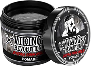 Extreme Hold Pomade for Men – Style & Finish Your Hair - Extra Firm,Strong Hold & High Shine for Men's Styling Support - W...