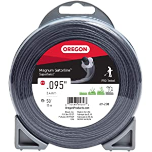 Ugly Twist .65 inch x 200 feet D 2 for 13.00 Premium Trimmer Line -
