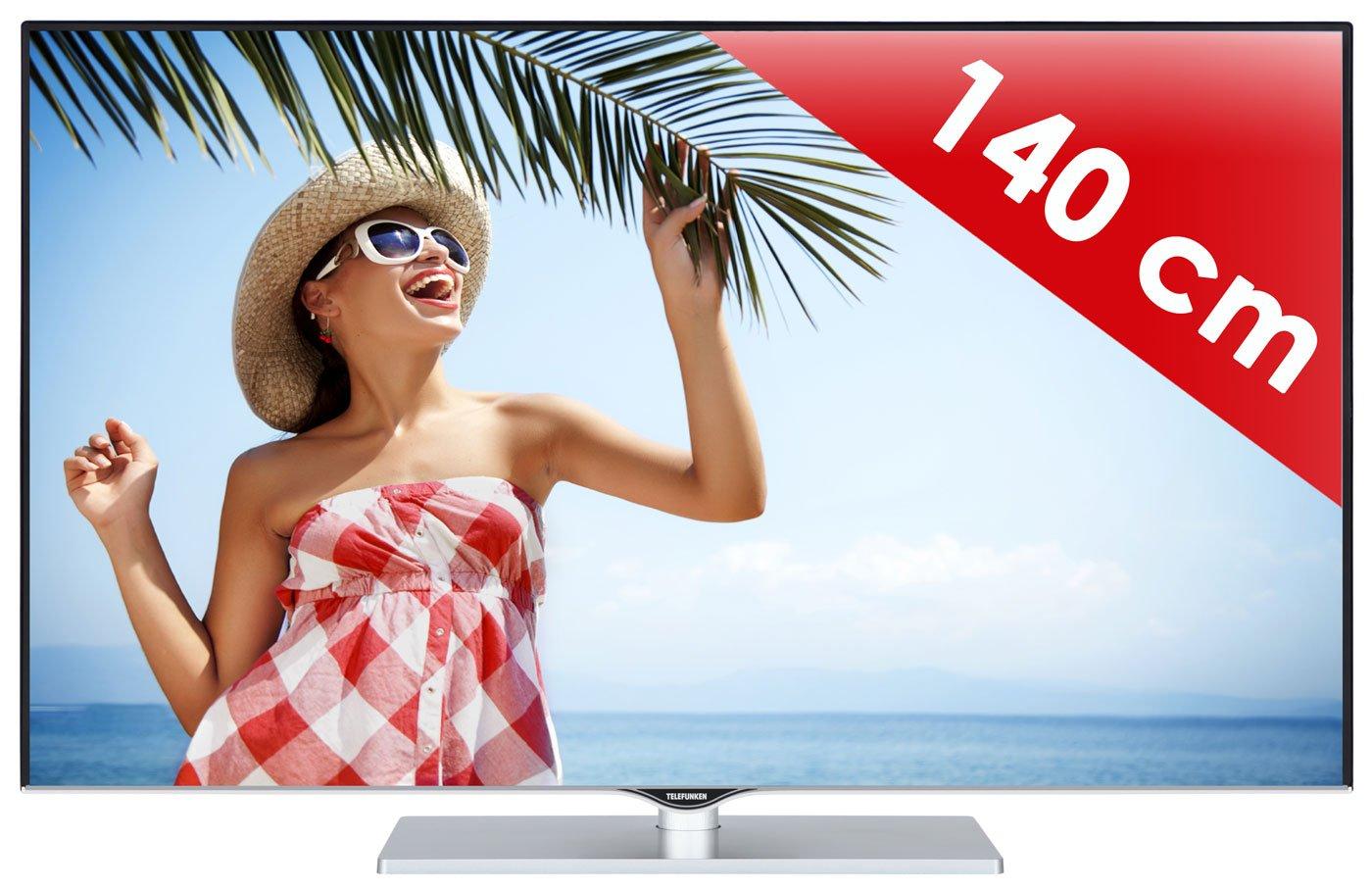 Telefunken – televiseurs LED de 55 Pulgadas TV VLT 55 N 03 CWB 6: Amazon.es: Electrónica