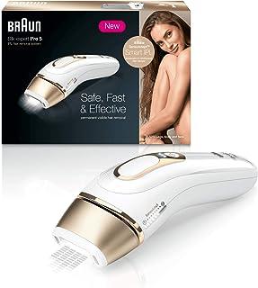 Braun Silk Expert Pro 5 PL5014 - Depiladora Luz Pulsada IPL
