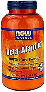 Now Beta-Alanine 100% Pure Powder